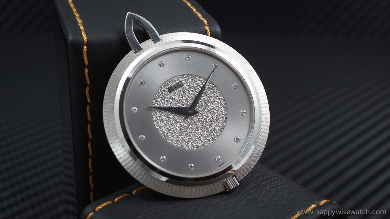 19 - Piaget Pocket Watch