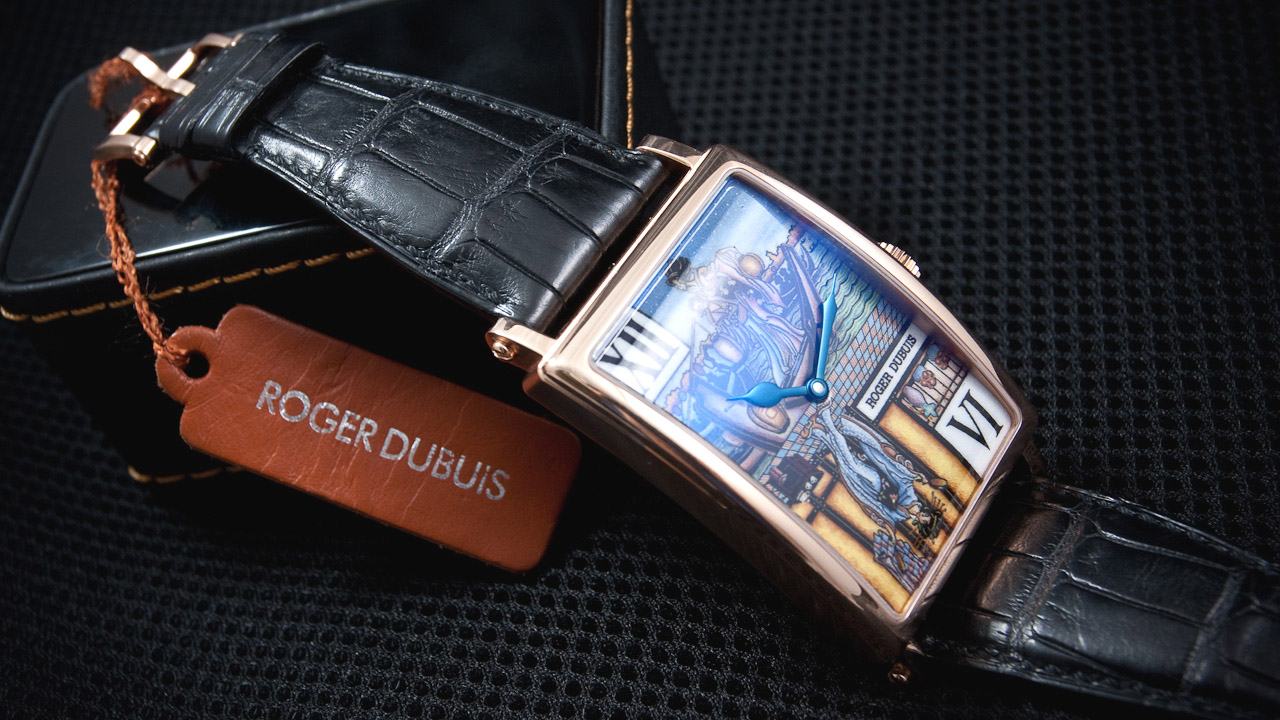20 - Roger Dubuis